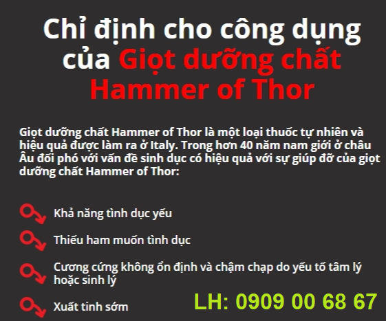 cong dung hammer of thor