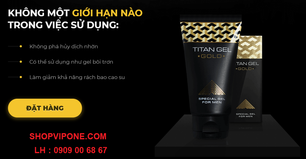mua titan gel gold nga