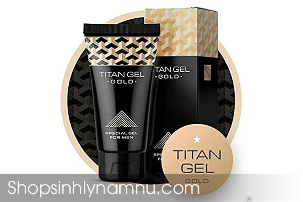 shop titan gel gold