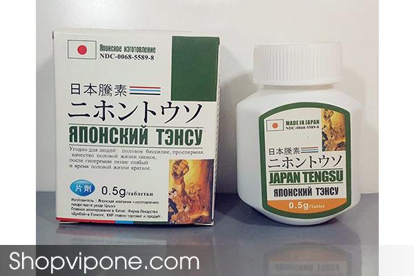 Viên uống CD Nhật Bản Japan Tengsu (1 Hộp)