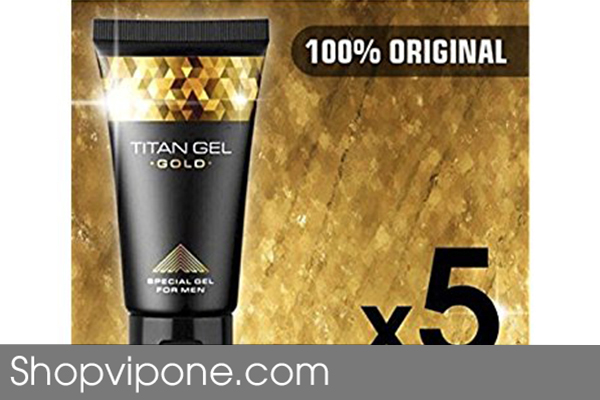 Titan Gel Gold Nga