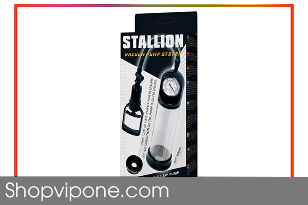 Máy Tập Cậu Nhỏ Stallion Có Đồng Hồ