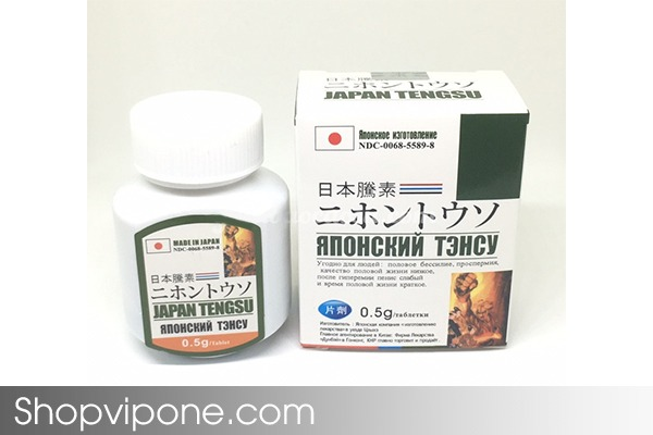 Thuốc Cường Dương của Nhật Bản Japan Tengsu