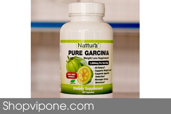 Viên Uống Giảm Cân Pure Garcinia